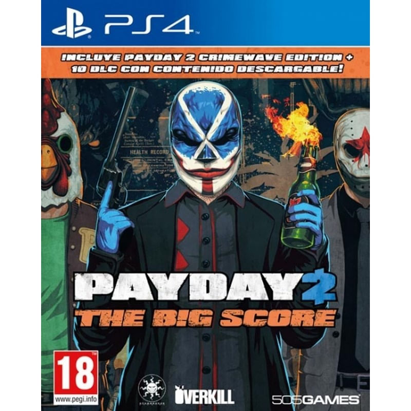 Payday-2--The-Big-Score-PS4