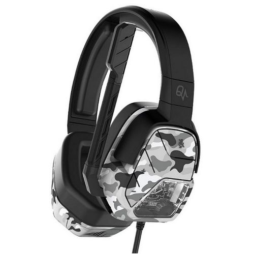 Auricular Stereo Afterglow Lvl 5 Plus - Camo Blanco