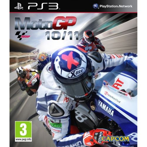 Moto Gp 10/11 PS3