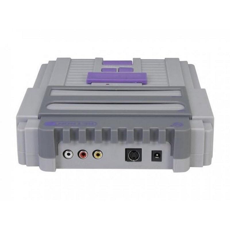 Consola-Retron-2-Gris---2-Mandos--Snes-Nes-