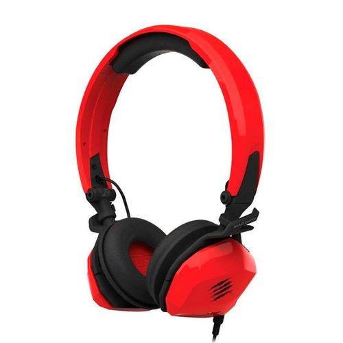 Mad Catz F.R.E.Q. M Auricular - Rojo (Ps4 - Xbox One)