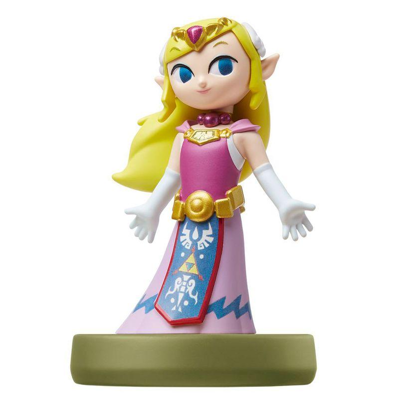 Figura-Amiibo-Zelda-Wind-Waker--Serie-Zelda-