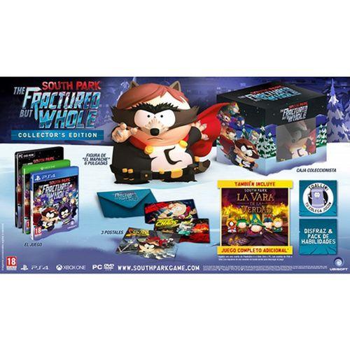 South Park: Retaguardia En Peligro Edición Coleccionista PS4