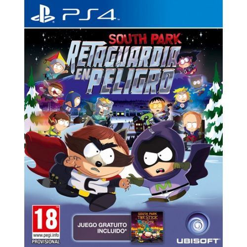 South Park: Retaguardia En Peligro PS4