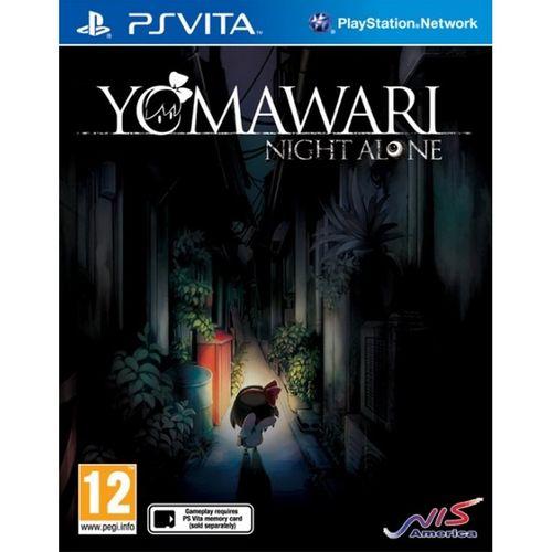 Yomawari: Night Alone + The Firefly Diary PS VITA