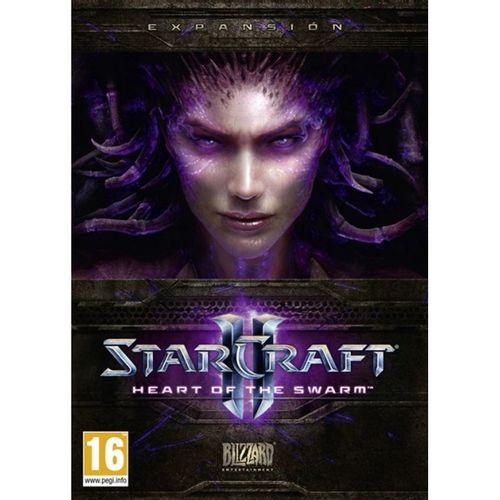 Starcraft 2 : Heart Of The Swarm PC