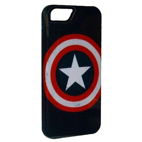Carcasa Marvel Capitan America Vintage Para Iphone 5 / Se