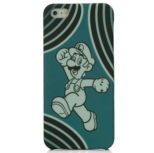 Carcasa Nintendo Luigi Para Iphone 5