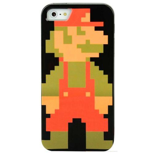 Carcasa Super Mario Grande 8 Bits Para Iphone 5