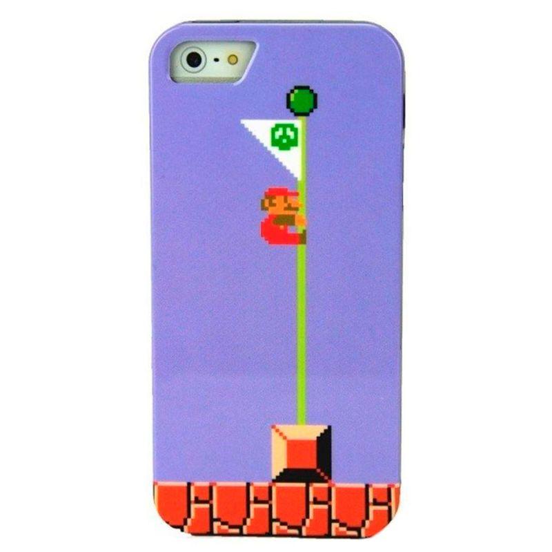 Carcasa-Super-Mario-Bandera-8-Bits-Para-Iphone-5