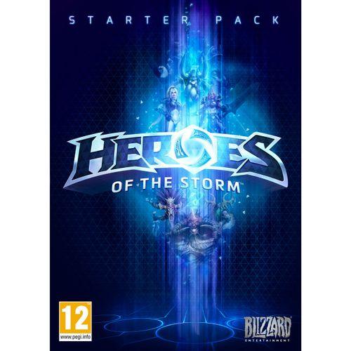 Heroes Of The Storm Pack De Inicio PC