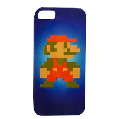 Carcasa Super Mario 8 Bits Para Iphone 5