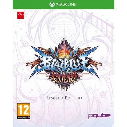 Blazblue Chrono Phantasma Extend Edición Limitada XBOX ONE