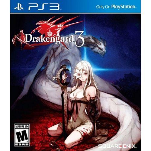 Drakengard 3 - [Importación USA] Usa -  PS3