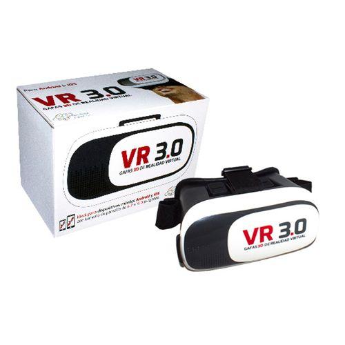 Gafas 3D De Realidad Virtual Vr 3.0
