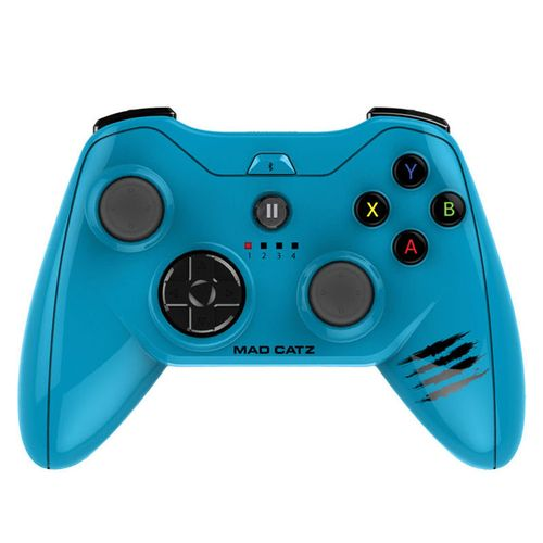 Mad Catz C.T.R.L.I Mando Iphone, Ipad y Ipod Azul