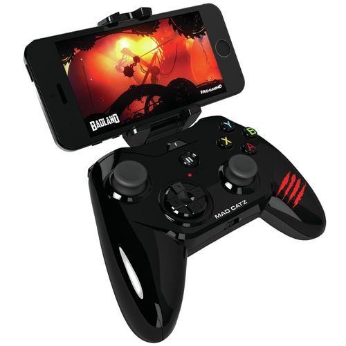 Mad Catz C.T.R.L.I Mando Iphone, Ipad y Ipod Negro