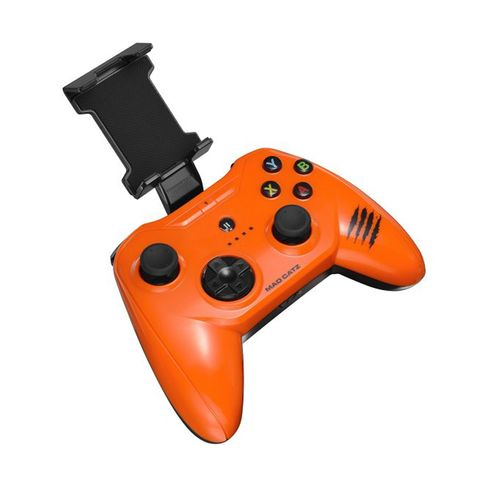 Mad Catz C.T.R.L.I Mando Iphone, Ipad y Ipod Naranja