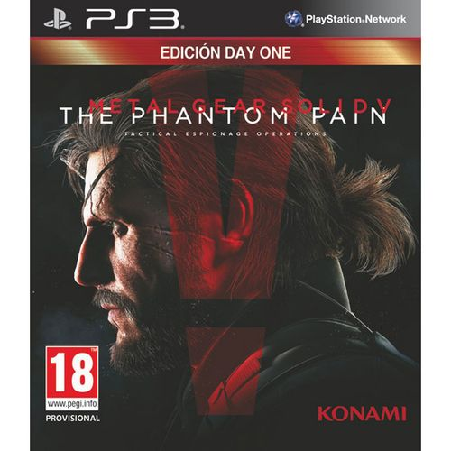 Metal Gear Solid V: Phantom Pain Day One Edition PS3