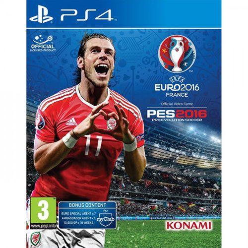 Pro Evolution Soccer Uefa Euro France 2016 PS4