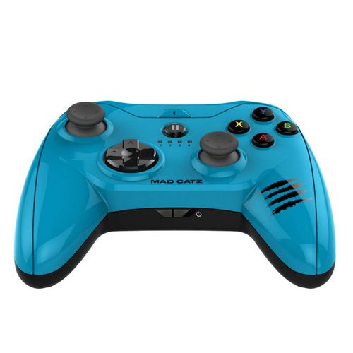 Mad Catz Micro C.T.R.L.I Mando Iphone, Ipad y Ipod Azul