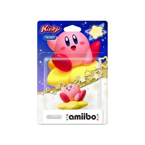 Figura Amiibo Kirby (Serie Kirby)