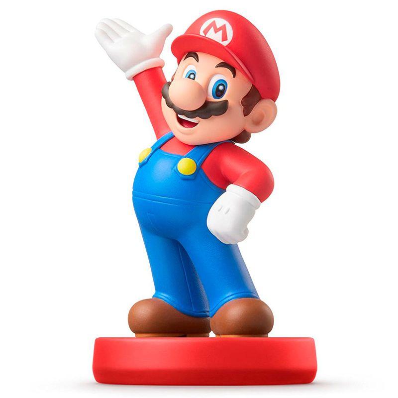 Figura-Amiibo-Mario--Serie-Super-Mario-