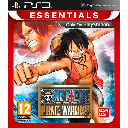 One Piece Pirate Warriors - Reedición - PS3