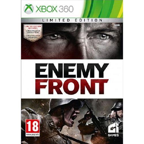 Enemy Front Edición Limitada XBOX 360