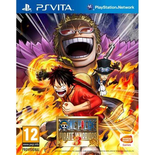 One Piece: Pirate Warriors 3 PS VITA