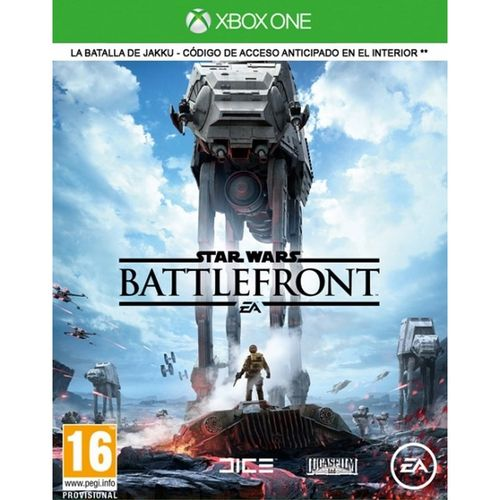 Star Wars: Battlefront Edición Reserva XBOX ONE