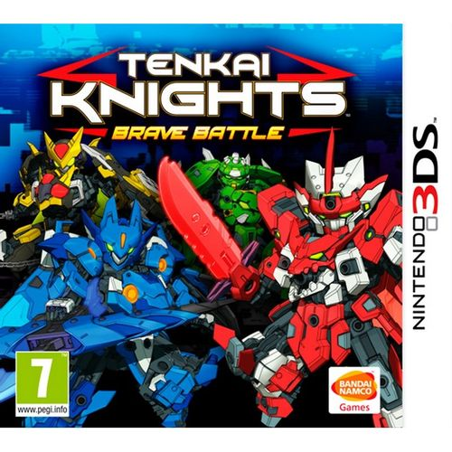 Tenkai Knights: Brave Battle 3DS