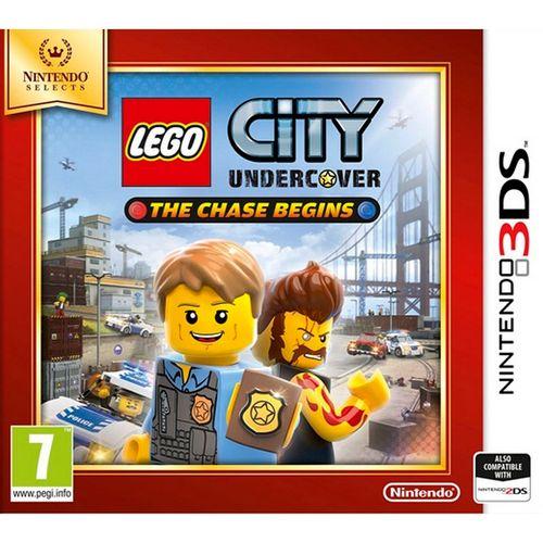 Undercover - Reedición - 3DS