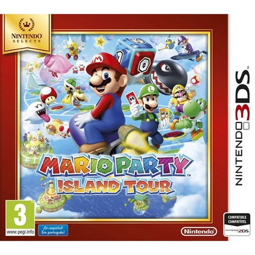 Mario Party: Island Tour - Selects - 3DS