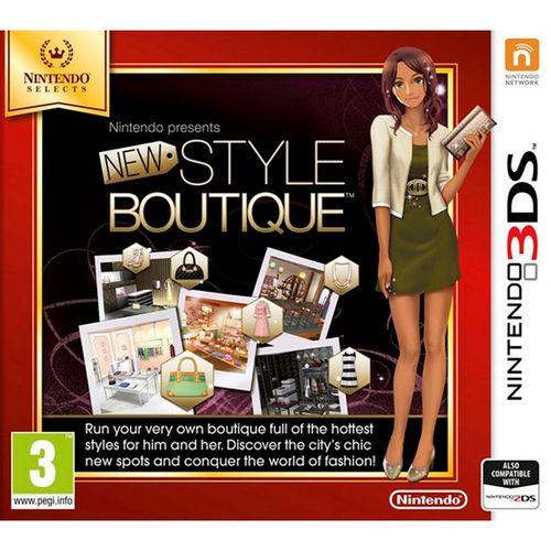 New Style Boutique - Reedición - 3DS