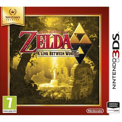Zelda: A Link Between Worlds - Selects - 3DS
