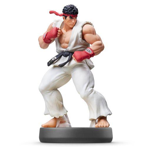 Figura Amiibo Ryu (Serie Ssb)