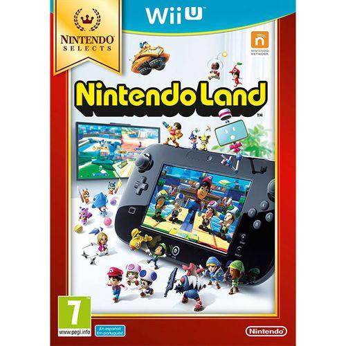 Nintendo Land - Selects - WII U