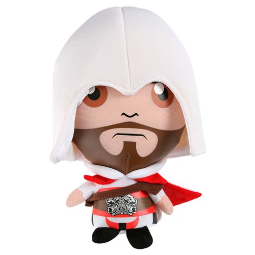 Figura Assasins Creed Ezio Peluche Blanco