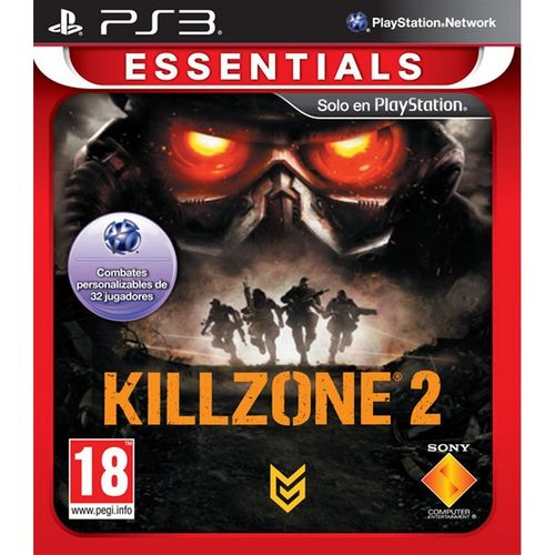 Killzone 2 - Reedición - PS3