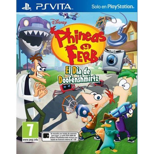 Phineas & Ferb: Agent Alert PS VITA