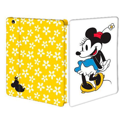 Carcasa Folio Disney Minnie Con Funcion Stand Para Ipad 5
