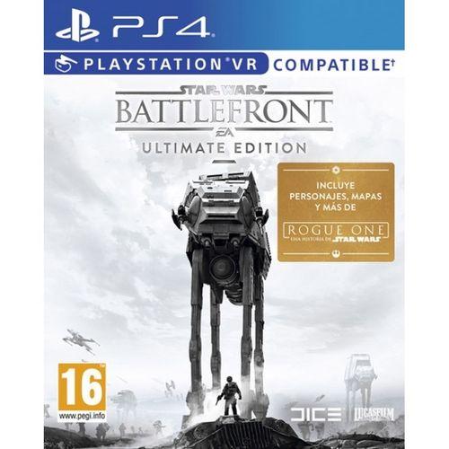 Star Wars: Battlefront Ultimate Bundle PS4