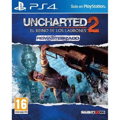 Uncharted 2: El Reino De Los Ladrones PS4