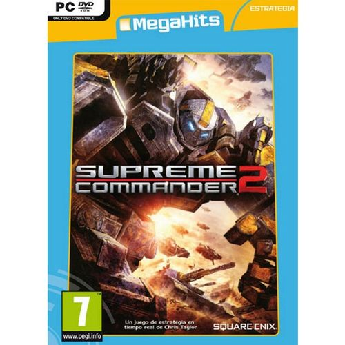 Megahits Supreme Commander 2 PC