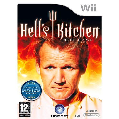 Hells Kitchen WII