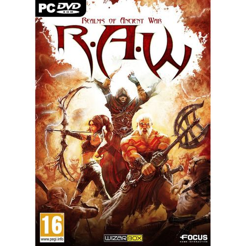 Raw : Realms Of Ancient War PC