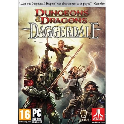 Dungeons & Dragons Daggerdale PC