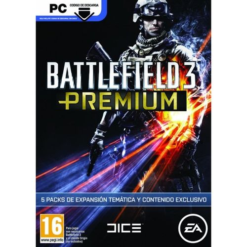 Battlefield 3 Premium Service (Código De Descarga Sin Disco) PC