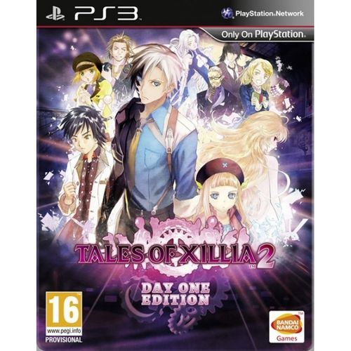Tales Of Xillia 2 Day One Edition PS3